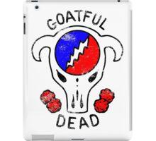 Goatful Dead iPad Case/Skin
