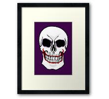 last laugh Framed Print