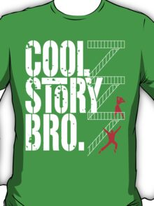 West Side Story, Bro. (White) T-Shirt