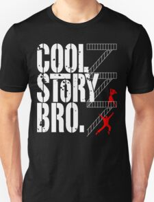 West Side Story, Bro. (White) Unisex T-Shirt