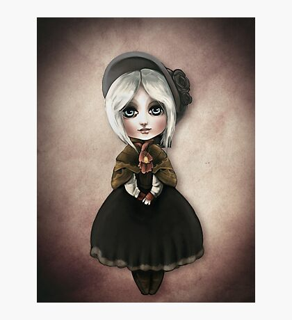 The Doll Photographic Print