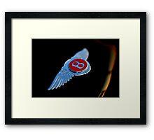 Night Night - Bentley ! Framed Print