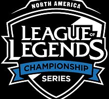 North America League of Legends Championship Series by jolszewski