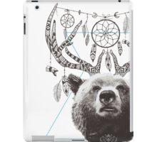 Deer Bear iPad Case/Skin