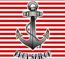 Ahoy Sailor by jadeboylan