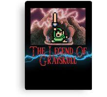 Legend of Grayskull Canvas Print