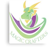 Magic Crafters Canvas Print