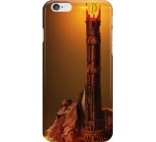 Lord of the Rings - Barad-Dur iPhone Case/Skin