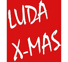 Luda X-Mas, 30 Rock. Photographic Print