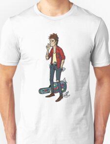 Keith Richards Cartoon Tshirt Unisex T-Shirt