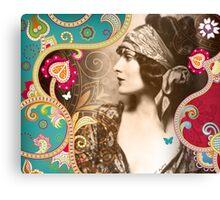 Goddess Canvas Print