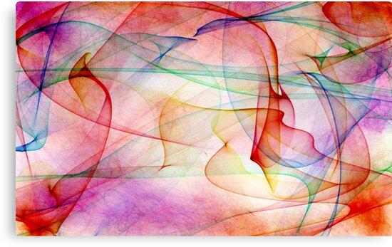 A Flaming Paradox by Benedikt Amrhein