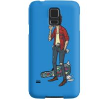Keith Richards Cartoon Tshirt Samsung Galaxy Case/Skin