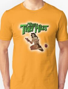 the tiki hut is open now T-Shirt