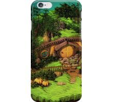 Lord of the Rings - The Hobbit - Shire iPhone Case/Skin