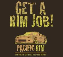Vintage Pacific Rim Tire & Wheel  by JDMSwag
