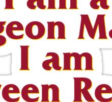 Dungeon Master, Between Realms Sticker