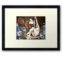 Goddesses Framed Print
