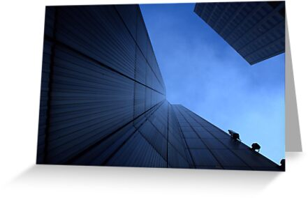 If There's No Windows, They Can't Jump Out. by Ben Loveday