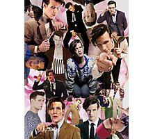 Ode to Matt Smith 2 Photographic Print