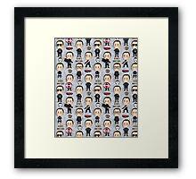 #TeamCoulson Framed Print