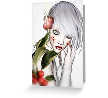 Hollie Greeting Card