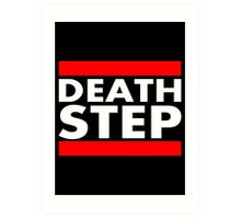 Run DMC Dubstep Deathstep Art Print