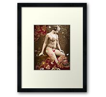 Goddess Framed Print
