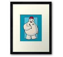 Doctor B Framed Print