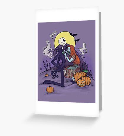 Halloween Hero Greeting Card