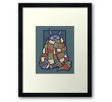 Totowho Framed Print