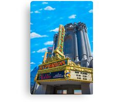Hyperion Canvas Print