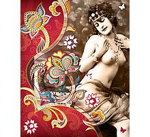 Goddess Photographic Print