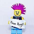 Free Hugs by Neybay