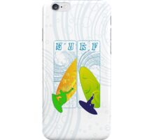 Surf (IPhone Case) iPhone Case/Skin