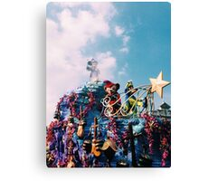Magical Disney Canvas Print