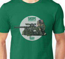 SKOPE (OD Green) Unisex T-Shirt