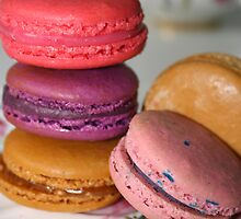 Macaroons by Amanda Cole