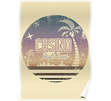 Sonic 2 - Casino Night Zone (Distressed) Poster
