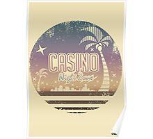 Sonic 2 - Casino Night Zone (Distressed) Poster