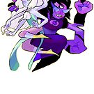 fusion sisters by KayJayTwisp