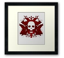 Rorstark Test Framed Print