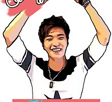 Real GOT7 Youngjae  by kpoplace