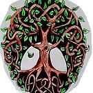 Spiritual Tree by WienArtist