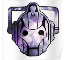 Cyberman From Space Poster