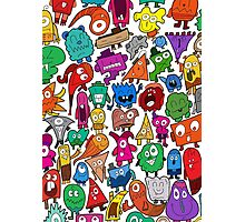 The Shapely Bunch Photographic Print