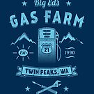 Big Ed's Gas Farm by heavyhand
