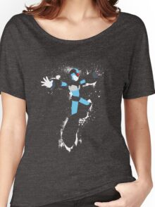 Mega Man X Splatterfest Women's Relaxed Fit T-Shirt
