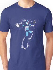 Mega Man X Splatterfest Unisex T-Shirt