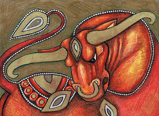 Taurus by Lynnette Shelley